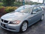 2007 Arctic Metallic BMW 3 Series 328i Sedan #13681534