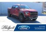 2020 Rapid Red Ford F150 SVT Raptor SuperCrew 4x4 #137237321