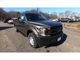 2020 Stone Gray Ford F150 XL SuperCab 4x4 #137237380