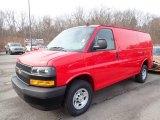 2020 Chevrolet Express 2500 Cargo WT