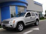 2006 Bright Silver Metallic Jeep Grand Cherokee Laredo 4x4 #13661525