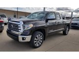 2020 Smoked Mesquite Toyota Tundra Limited Double Cab 4x4 #137276346