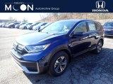 2020 Obsidian Blue Pearl Honda CR-V LX AWD #137276254
