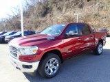 2020 Delmonico Red Pearl Ram 1500 Big Horn Crew Cab 4x4 #137276279