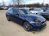 2020 Mediterranean Blue Metallic BMW 3 Series 330i xDrive Sedan #137276357