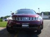 2005 Merlot Metallic Nissan Murano SL AWD #13678819
