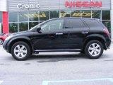 2006 Super Black Nissan Murano SL #13678383