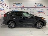 2020 Crystal Black Pearl Honda CR-V EX-L AWD #137312681