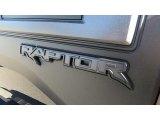 2020 Ford F150 SVT Raptor SuperCrew 4x4 Marks and Logos