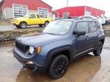 2020 Slate Blue Pearl Jeep Renegade Sport 4x4 #137331968