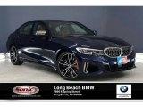 2020 Tanzanite Blue II Metallic BMW 3 Series M340i Sedan #137331990