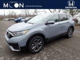 2020 Sonic Gray Pearl Honda CR-V EX-L AWD #137367287