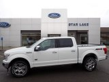 2020 Star White Ford F150 King Ranch SuperCrew 4x4 #137380406