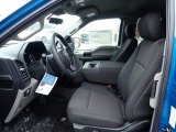 2020 Ford F150 STX SuperCrew 4x4 Front Seat