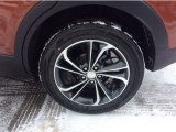 Buick Encore GX Wheels and Tires