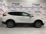 2020 Platinum White Pearl Honda CR-V EX-L AWD #137396628