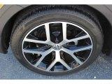Volkswagen Beetle 2017 Wheels and Tires