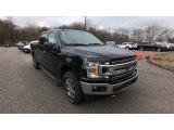 2020 Agate Black Ford F150 XLT SuperCrew 4x4 #137411227