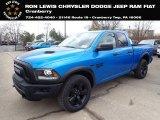 2020 Hydro Blue Pearl Ram 1500 Classic Warlock Quad Cab 4x4 #137421724