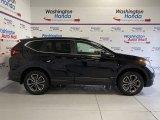 2020 Crystal Black Pearl Honda CR-V EX-L AWD #137421749