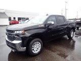 2020 Black Chevrolet Silverado 1500 LT Z71 Crew Cab 4x4 #137438163