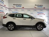 2020 Platinum White Pearl Honda CR-V LX AWD #137438092