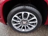 GMC Acadia Wheels and Tires