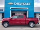 2020 Cajun Red Tintcoat Chevrolet Silverado 1500 LT Z71 Crew Cab 4x4 #137455430