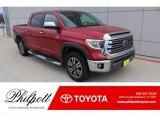 2020 Barcelona Red Metallic Toyota Tundra 1794 Edition CrewMax 4x4 #137455320