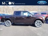 2020 Magma Red Ford F150 STX SuperCrew 4x4 #137455309
