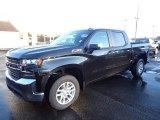 2020 Black Chevrolet Silverado 1500 LT Z71 Crew Cab 4x4 #137455266