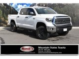 2020 Super White Toyota Tundra TRD Off Road CrewMax 4x4 #137470629