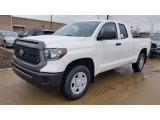 2020 Super White Toyota Tundra SR Double Cab 4x4 #137470793