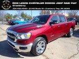 2020 Delmonico Red Pearl Ram 1500 Big Horn Crew Cab 4x4 #137470682