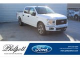 2020 Oxford White Ford F150 STX SuperCrew #137489135