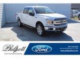 2020 Oxford White Ford F150 XLT SuperCrew 4x4 #137489134