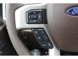 2020 Ford F150 King Ranch SuperCrew 4x4 Steering Wheel