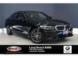 2020 Jet Black BMW 3 Series 330i Sedan #137509445