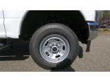 Ford F250 Super Duty Wheels and Tires