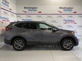2020 Modern Steel Metallic Honda CR-V EX AWD #137509426