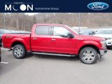 2020 Rapid Red Ford F150 XLT SuperCrew 4x4 #137516324