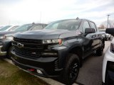 2020 Shadow Gray Metallic Chevrolet Silverado 1500 LT Trail Boss Crew Cab 4x4 #137516409