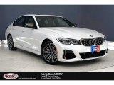 2020 Mineral White Metallic BMW 3 Series M340i Sedan #137531222