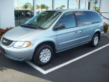 2003 Butane Blue Pearl Chrysler Town & Country LX #1368588