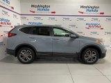 2020 Sonic Gray Pearl Honda CR-V EX-L AWD #137531154