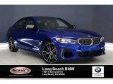 2020 Portimao Blue Metallic BMW 3 Series M340i Sedan #137543686