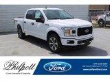 2020 Oxford White Ford F150 STX SuperCrew 4x4 #137543674
