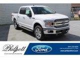 2020 Oxford White Ford F150 XLT SuperCrew 4x4 #137543669