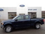 2020 Blue Jeans Ford F150 XLT SuperCab 4x4 #137560167