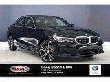 2020 Jet Black BMW 3 Series 330i Sedan #137560038